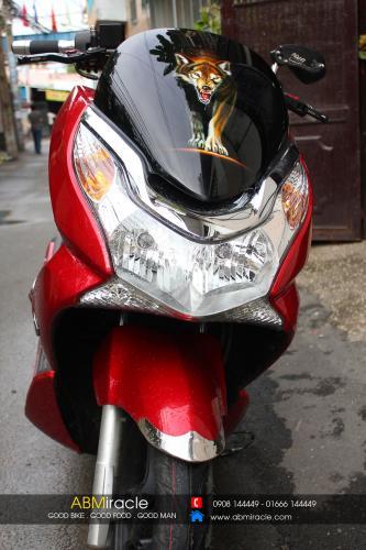 Honda PCX WOLF