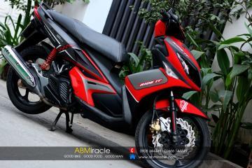 Yamaha Nouvo LC RIDE IT