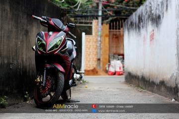 Yamaha Nouvo KF DEEP RED