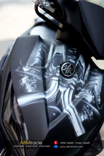 Yamaha Nouvo MACHINART