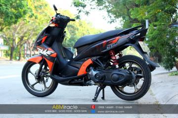 Yamaha Nouvo LX KTM DUKE