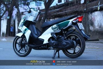 Yamaha Nouvo POLICE DUBAI