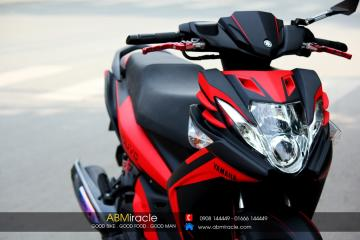 Yamaha Nouvo SX ROSSO RED