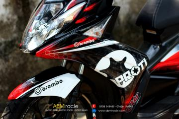 Yamaha Nouvo LX PROTI