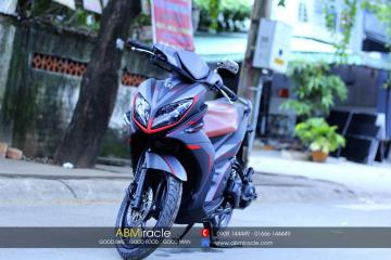 Yamaha Nouvo LX FIRESPARK