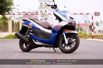 Honda PCX TIGER TORNADO