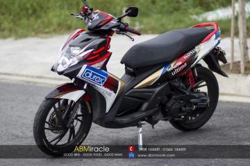Yamaha Nouvo DUREX