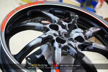 Wheels NSR CAMO