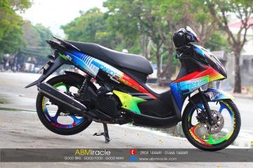 Yamaha Nouvo RECARO