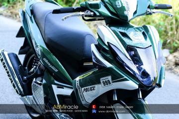 Yamaha Nouvo POLICE DUBAI Ver 2