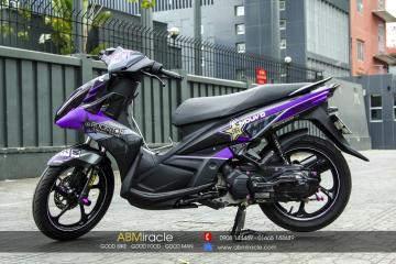 Yamaha Nouvo ROCKSTAR