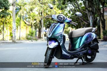Yamaha Nozza SNOWFLAKE MYSTIC