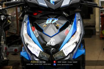 Honda Vario 150 BLACK BIRD