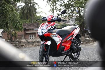 Yamaha Nouvo SX BOMZ RACING