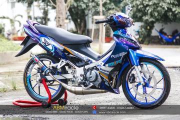 Suzuki Satria MOTOCARD RACING