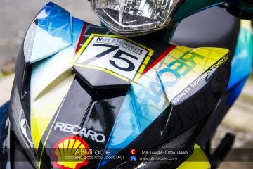 Yamaha Exciter 135 RECARO