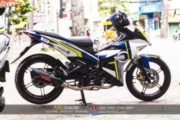 Yamaha Exciter 150 HUSQVARNA