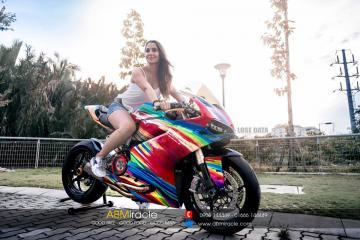Ducati Panigale 899 PICASSO
