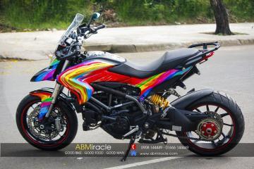 Ducati HyperStrada PICASSO