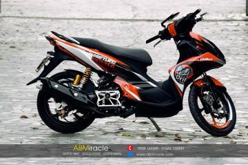 Yamaha Nouvo SX DRIFTLIFE