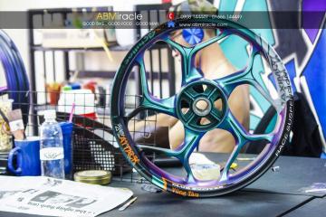Yamaha Exciter 150 Wheels Asio MAXIMUM ATTACK