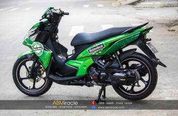 Yamaha Nouvo SX HEINEKEN GLOSSY
