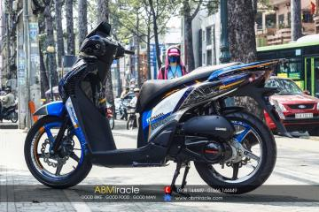 Honda SH 150i TO TRAVEL IS TO LIVE