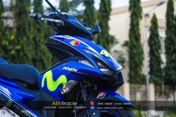 Yamaha NVX 155 MOVISTA EDITION