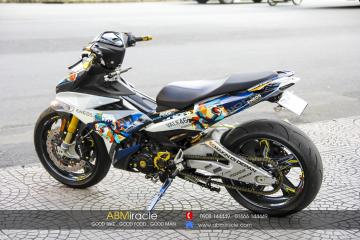 Yamaha Exciter độ 15.000USD giành giải nhất tại Y-Motor Sport