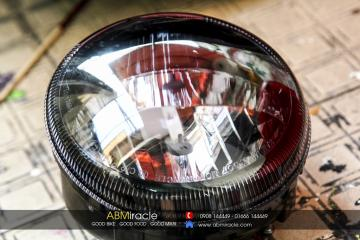 Chóa đèn Harley Davidson XÁM TRO