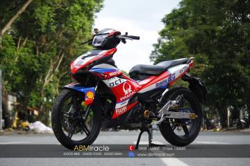 Yamaha Exciter 150 PRAMAC