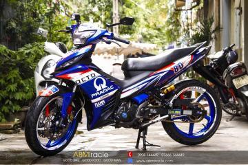 Yamaha Exciter 135 PRAMAC