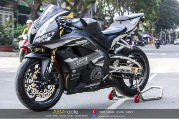 Honda CBR600RR CASTROL