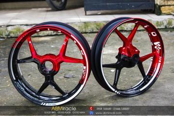 Wheels Ducati Monster HTH RACING