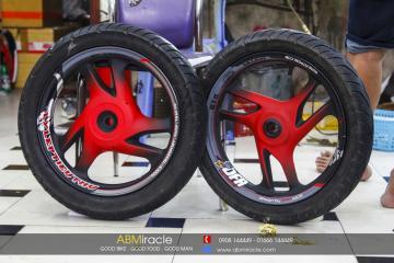 Honda AirBlade Wheels PITPOSSE