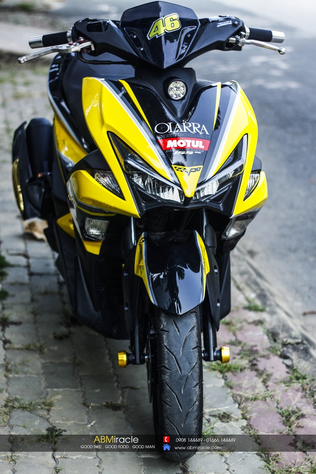 Yamaha NVX 155 A7 EDITION