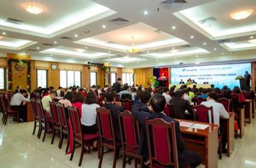Đại hội Công đoàn Tổng công ty Lâm nghiệp Việt Nam lần thứ 8