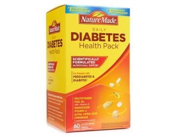 Thuốc Điều Hòa Tiểu Đường Nature Made Diabetes