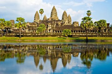 Campuchia - Siem Reap - Phnompenh